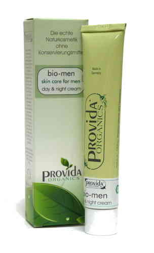 Bio Gesichtscreme for MEN, 50ml